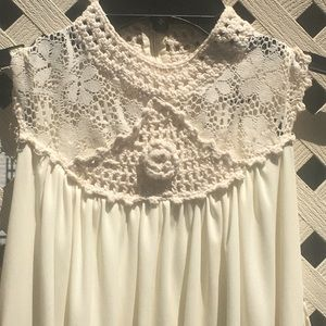 Vintage Goddess maxi dress